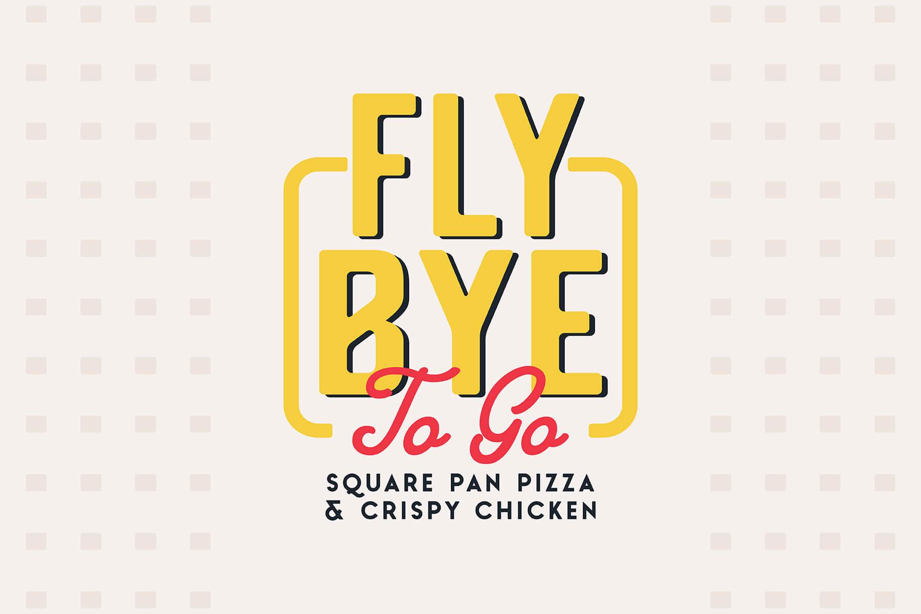 Fly Bye To Go Logo